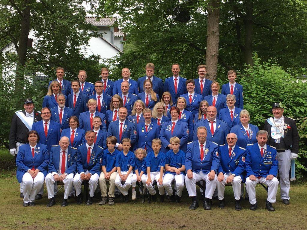 Schützen-Musik-Corps Lübbecke 2016
